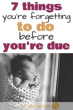 Preparing for Baby: Last Minute Things To Do Before Baby Arrives - Brilliant ways to prepare for baby, breastfeeding and postpartum! Make your life with a newborn bab - Before Baby, After Baby, Last Minute, Waiting For Baby, Preparing For Baby, Getting Ready For Baby, Bringing Baby Home, Pregnant Mom, 6 Months Pregnant Belly