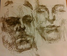 My women Pencil on paper