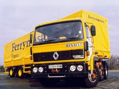 Renault UK-spec photos - Free pictures of Renault UK-spec for your desktop. HD wallpaper for backgrounds Renault UK-spec photos, car tuning Renault UK-spec and concept car Renault UK-spec wallpapers. Train Truck, Road Train, Martin Moreno, Trailers, Nissan Trucks, White Truck, Semi Trailer, Cab Over, Mack Trucks