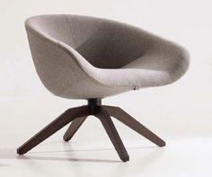 Mart Collection armchair, Antonio Citterio, B Italia