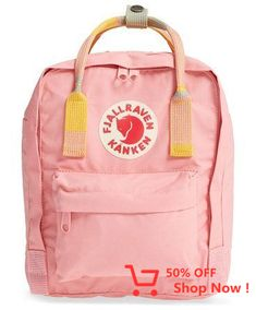 Trendy Women's Bags : mini kanken backpack by Fjallraven. Designed with the environment in mind, this …
