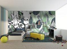 """Collezione """"Giraffe"""" jungle"""