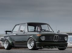 nice BMW 2002 tii - I've never been a big BMW fan, but I have always loved this c...  BMW