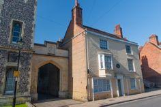 Jane Austen's House 8 College St. Winchester