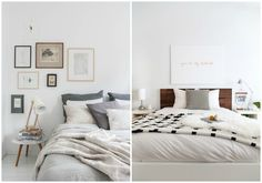 Tu cama con estilo Para que tu dormitorio tenga ese estilo que estás buscando, es fundamental contar con una buena decoración de cama, teniendo en cuenta los cojines, la ropa de cama, las texturas y los colores. Aquí vemos algunos ejemplos de diferentes estilos: ESTILO MARROQUÍ Para conseguir una ambientación