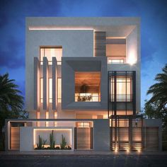 What is the architecture building? In this modern era, we have the biggest trend in modern architecture design. Read Modern Architecture Building Ideas To Inspire You Architecture Design, Facade Design, Amazing Architecture, Contemporary Architecture, Modern Architecture Homes, Contemporary Design, Architecture Career, Landscape Architecture, House Front Design