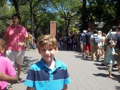 In central Park zoo xxx