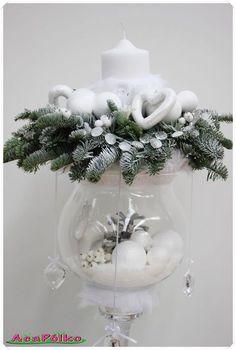 """""""I'm dreaming of a white christmas""""… 8 tolle skandinavisch inspirierte weiße Dekoideen! - Seite 2 von 8 - DIY Bastelideen"""