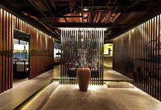 Restaurant japonais idées de design d'intérieur8