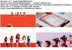 Download [MV] Red Velvet – Dumb Dumb [MelOn HD 1080p]