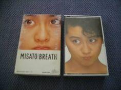 渡辺美里 カセットテープ BREATH 歌詞カード付_画像1