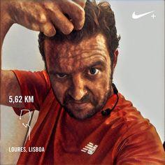 Treino leve para queimar as calorias trazidas do #DouroVinhateiro  #runnersworldportugal  #corremosjuntos #runner #3porsemana #newlifestyle #drumrunner | #Gear: #newbalance #adidas #skechers #tomtom #nikeplus #house