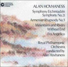 Alan Hovhaness - Music of Hovhaness Vol. 4