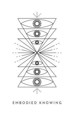 Free online guidance - Embodied Knowing - Inner Star Oracle Deck - The Darling Tree Oracle Deck, Oracle Tarot, Gem Logo, Eyes Artwork, Cloud Drawing, Chakras, Paper Collage Art, Principles Of Art, Skin Art