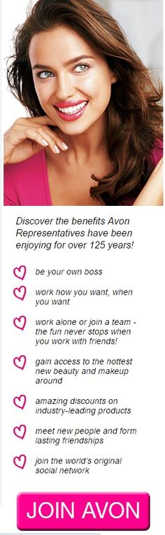 How to Become an Avon Representative Online.  www.startavon.com and use Reference Code: mkeller0001  only $15!  #AvonRep #Your01AvonLady