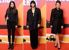 Los 'looks' en la fiesta de la película 'Los amantes pasajeros' #HOLAFashion #celebritystyle