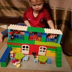 A prison! #duplo #lego #legogram