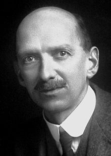 Charles Thomson Rees Wilson (14 February 1869 – 15 November 1959) was a Scottish physicist and meteorologist who received the 1927 Nobel Prize in Physics for his invention of the cloud chamber.