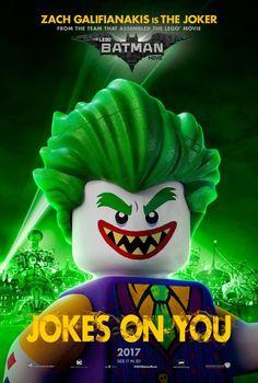 THE LEGO BATMAN MOVE