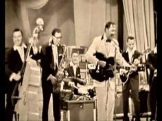 Bill Haley and the Comets - The Saint Rock'N'Roll / Shake Rattle And Roll (live in Belgium 1958) - YouTube