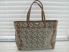 Tommy Hilfiger Handtasche Tasche Shopper Iconic Tommy