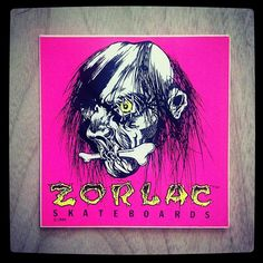 Sticker - Zorlac