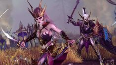 Struggling with the dark elves? Your sword wielding hair band more emo-core than metal? Warhammer Dark Elves, Egg Game, Elf Yourself, High Elf, Total War, Dark Elf, Games For Kids, The Darkest, Battle