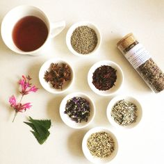 Herbal tea (or tisane) making time. This is our tisane which aids digestion, great aniseed flavour mixed with hibiscus and blue mallow flowers. A very pretty and healthy loose leaf herbal tea. Wild Nothing, Mallow Flower, Herbal Tea, Tea Recipes, Make Time, Hibiscus, Herbalism, Healthy, Tableware