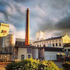 Dahls Brewery, Trondheim, Norway