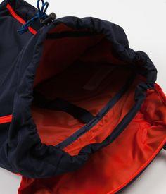Patagonia Arbor Grande Backpack - Navy Blue / Paintbrush Red