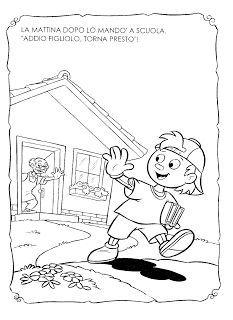 25 Idee Su Storia Di Pinocchio Pinocchio Fiabe Libri Estate