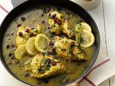 Stoofpotje van kip met citroen. Lekker met gebakken aardappelen - Libelle Lekker!