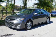 2014 Toyota Avalon $19000 http://www.idriveautosales.com/inventory/view/9729533