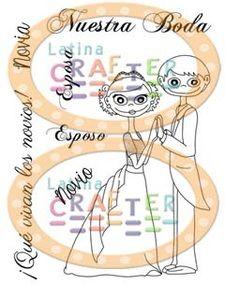 Ilustración de Esther Cagigal para Latina Crafter