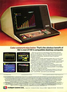 State of Technology, 1980