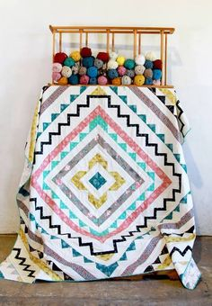 Soulful Windows Quilt Kit