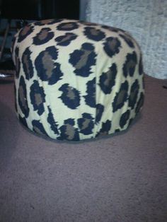 3 small trash cans inside 2 make a stool!! :)