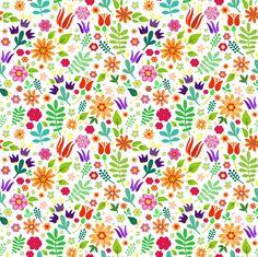 Summer field fabric by dariara on Spoonflower - custom fabric