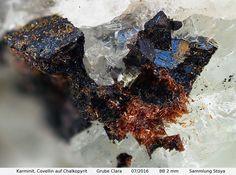 Karminit Clara Mine, Rankach valley, Oberwolfach, Wolfach, Black Forest, Baden-Württemberg, Germany Copyright © Stoya