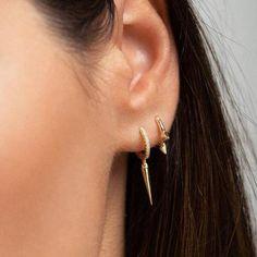 Minimalist Micro Stud Earrings Beach Wedding Bridal Earrings One of a kind Boho Jewelry Mini Delicate Stud Earrings with White Seashells