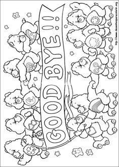desenho ursinhos carinhoso