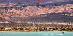 Cuyo San Juan Aventura y Deportes. Dique Cuesta del Viento y Pampa El Leoncito: desafíos a la velocidad del viento