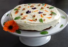 carrot cake - always!