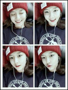 Sooyoung selca #SNSD