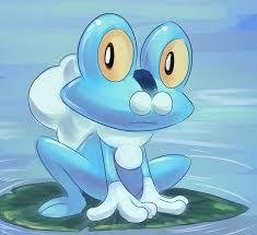 Image result for pokemon froakie