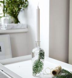Des idées végétales pour Noël