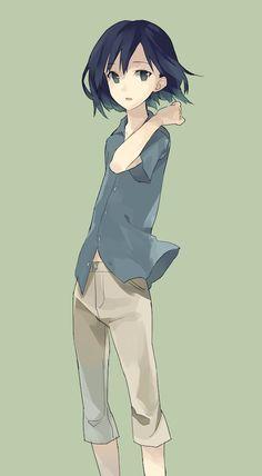 Ken Ichijouji ♥ - Digimon. My very first fictional character crush.