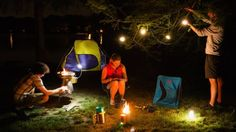 BioLite is expanding its line of off-grid gadgets with the recently-unveiled NanoGrid, a combined lighting and power storage system that helps keep your camp illuminated and charges your USB-powered devices, too.