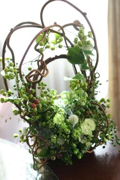 バッグブーケ 緑 一会臨時準営業のお知らせ : 一会 ウエディングの花