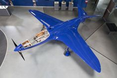 """Global volunteer group recreates Bugatti's """"Blue Dream"""" more than 70 years after the unfinished plane was hidden behind enemy lines."""